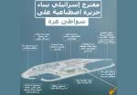 مقترح إسرائيلي لبناء جزيرة اصطناعية على شواطئ غزة