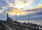 شاطىء بحر غزة