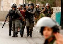 الاحتلال يعتقل 5 مقدسين خلال تشييع جثمان الشهيد شقير