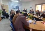 فلسطينيات تعقد جلسة حول عمل الإعلام في الرقابة على الانتخابات