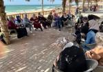 فلسطينيات تنظم يومًا ترفيهيًا للصحافيات في قطاع غزة