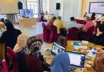 فلسطينيات تنظم جلسة نقاش لدراسة عن واقع الإعلاميات