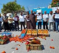 حربٌ ضد بندورة غزة