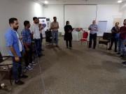 فلسطينيات تختتم المجموعة الثانية من جلسات الدعم النفسي للصحافيين