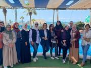 فلسطينيات تنهي جلسة الدعم النفسي الأولى للصحفيات