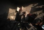 عن امرأة غدت بيتا! #غزة_تحت_القصف